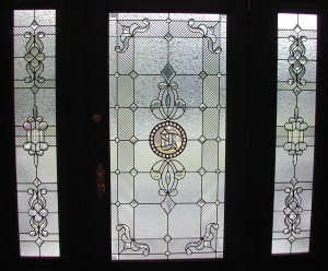 Beveled Door Sidelights