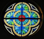 Geometric Rose Window, 7