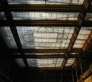 Leaded Glass Ceiling Cleaning Glen Foerd Mansion, Philadelphia, PA