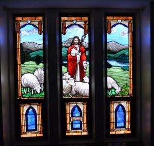 Good Shepherd -for Wesleyan UMC, Tyrone, PA