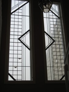 Modern Stained Glass Windows