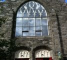 New Vented Stained Glass Glazing System