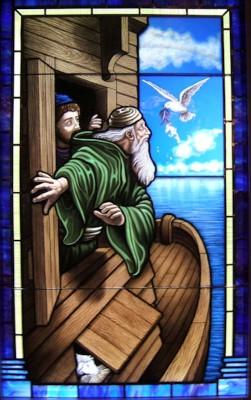 Noah's Arc -for Ten Mile Baptist Church, WV