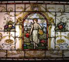 Painted Glass Restoration