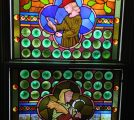 Stained Glass Window Mount Restoration Arlington, NJ