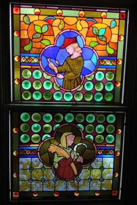 Stained Glass Window Mount Restoration Arlington, NJ