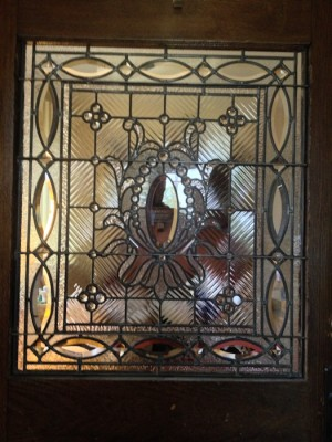 Victorian Jeweled Window Restoration Phoenixville, PA