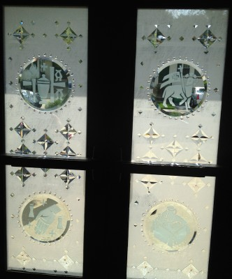 Stained Glass Door Repair Broomall, PA