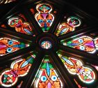Rose Window Motherhouse Chapel Restoration