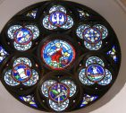 Rose Window Restoration Bryn Mawr, PA
