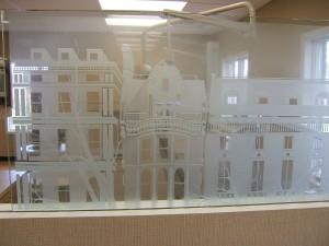 Sand Carved New York Window-2