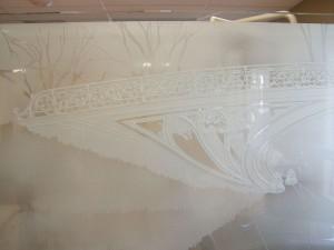 Sand Carved Olmsted Bridge-2