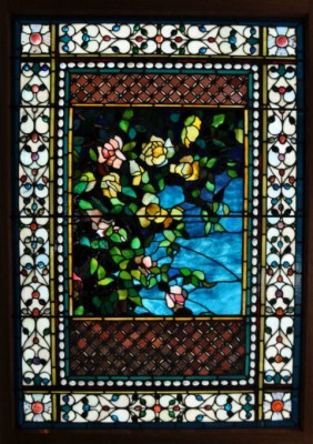 Stained Glass Conservation - LaFarge Window