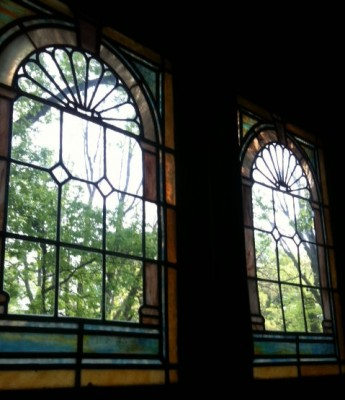 Stained Glass Restoration, Lower Merion, PA