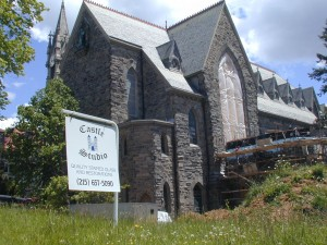 Chestnut Hill Castle Sign