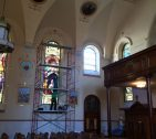 Stained Glass Extraction Process
