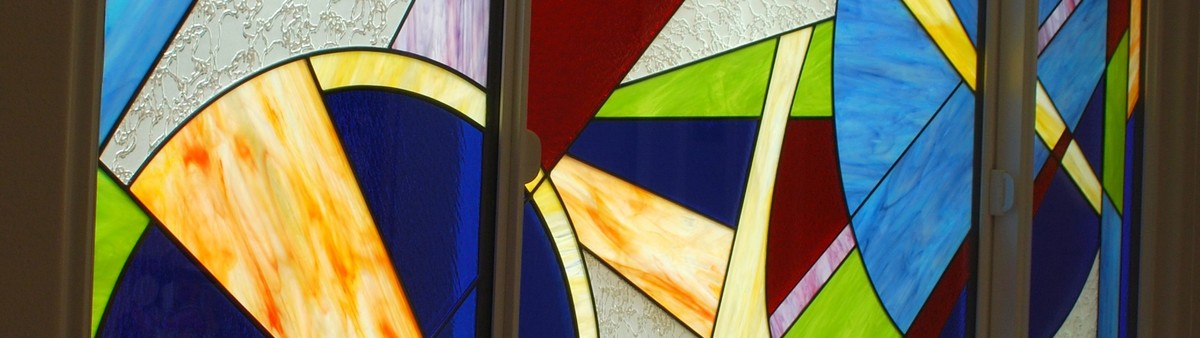 Example of SGO, or Stained Glass Overlay